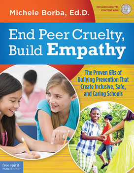 Book cover of End Peer Cruelty, Build Empathy