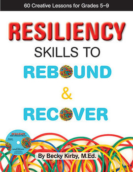 Book cover of  Resiliency Skills to Rebound & Recover