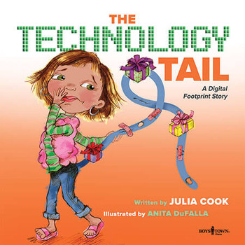 Book cover of  The Technology Tail