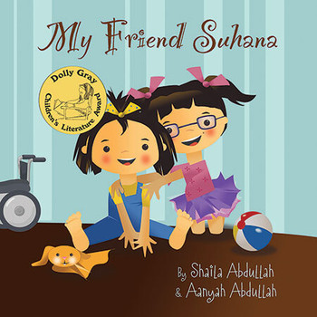 Book cover of  My Friend Suhana