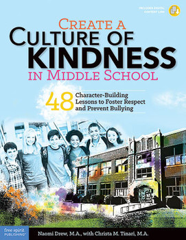 Book cover of  Create a Culture of Kindness in Middle School