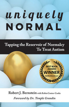 Book cover of  Uniquely Normal