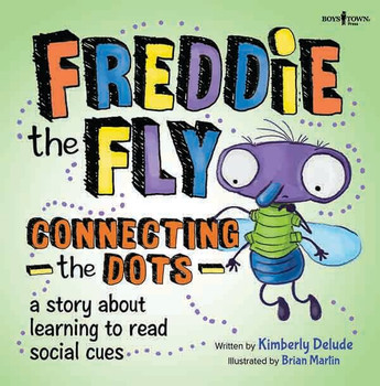Book cover of  Freddie the Fly: Connecting the Dots