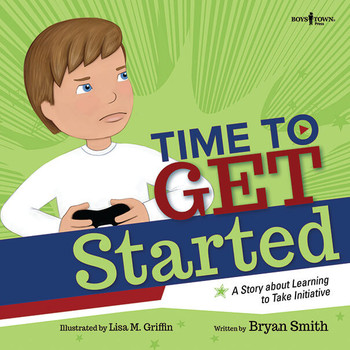 Book cover of  Time to Get Started