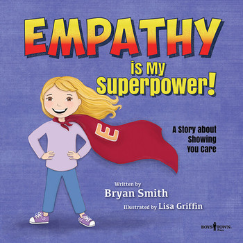 Book cover of  Empathy is My Superpower!