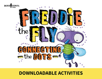 Downloadable Activities: Freddie the Fly - Connecting the Dots