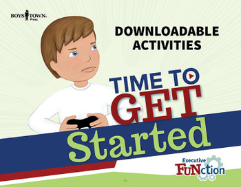 Downloadable Activities: Time to Get Started