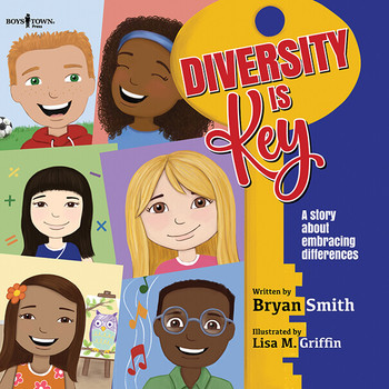 Book cover of  Diversity is Key