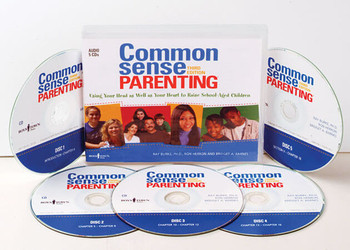 Common Sense Parenting Audio Book, 3rd Edition