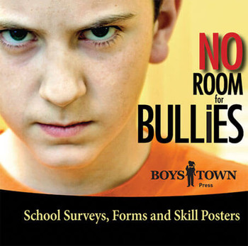 No Room for Bullies CD: School Surveys, Forms, and Skill Posters