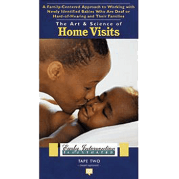 The Art and Science of Home Visits: Early Intervention Illustrated DVD