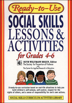 Book cover of  Ready-to-Use Social Skills Lessons & Activities for Grades 4-7
