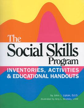 Book cover of  The Social Skills Program
