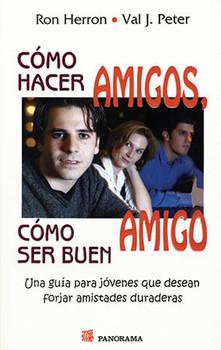 Book cover of  Como Hacer Amigos, Como Ser Buen Amigo
