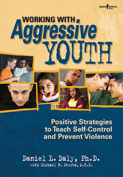 Book cover of  Working with Aggressive Youth