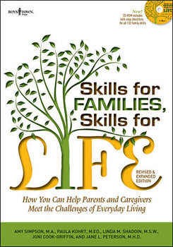 Book cover of  Skills for Families, Skills for Life