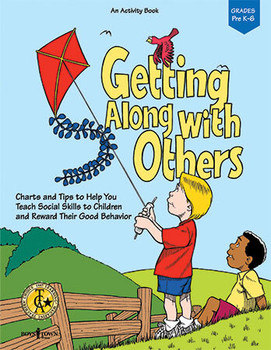 Book cover of  Getting Along with Others, with Teacher's License for Copying