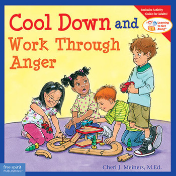 Book cover of  Cool Down and Work Through Anger