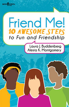 Book Cover of Friend Me!