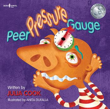 Book cover of  Peer Pressure Gauge