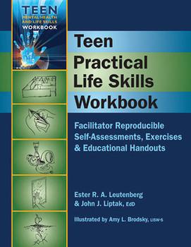 Book cover of  Teen Practical Life Skills Workbook