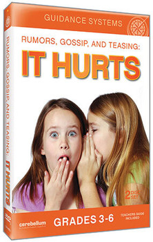 Rumors, Gossip, and Teasing: It Hurts DVD