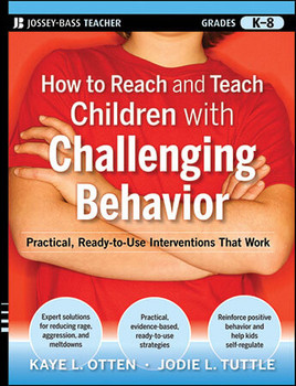 Book cover of  How to Reach and Teach Children with Challenging Behavior