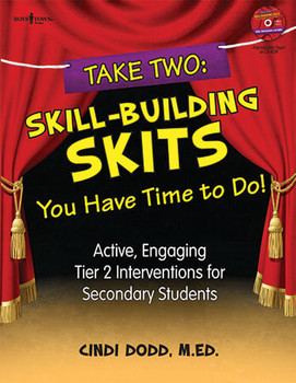 Book cover of  Take Two: Skill-Building Skits You Have Time to Do!
