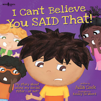 Book cover of  I Can't Believe You Said That!