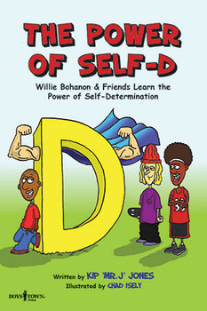 Book cover of  The Power of Self-D