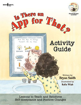 Book cover of  Is There an App for That? Activity Guide for teachers