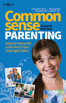 Book Cover of Common Sense Parenting, Fourth Edition