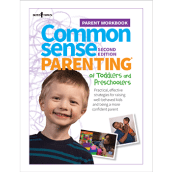 Parent Workbook for Toddler classes