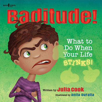 Book cover of  Baditude!