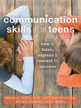 Book cover of  Communication Skills for Teens