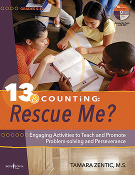 Book cover of  13 & Counting: Rescue Me?