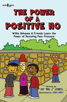 Book cover of  The Power of a Positive No
