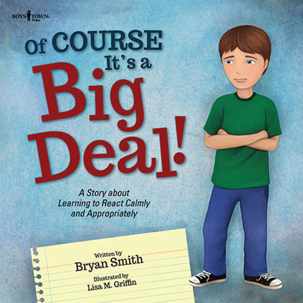 Book cover of  Of Course It's a Big Deal!