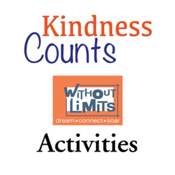 Downloadable Activities: Kindness Counts