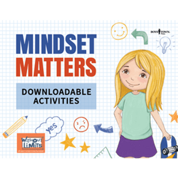 Downloadable Activities: Mindset Matters