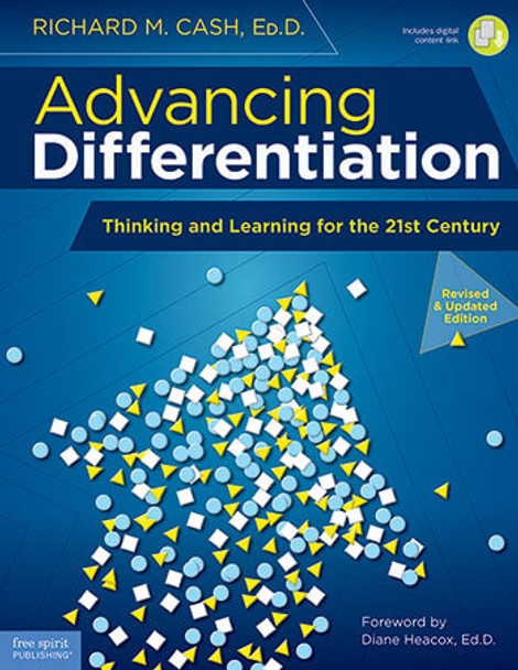 Book cover of  Advancing Differentiation