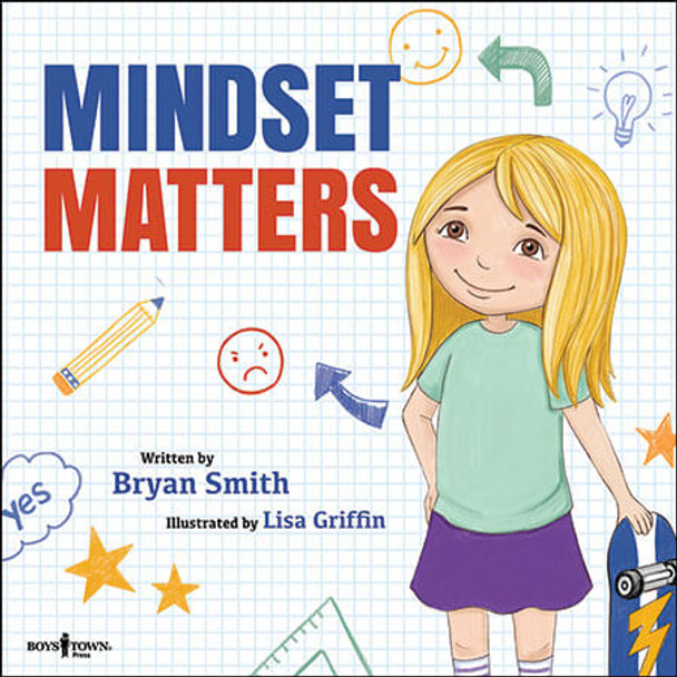 Book cover of  Mindset Matters
