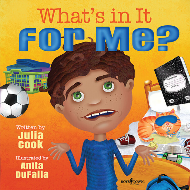 Book cover of  What's in It for Me?