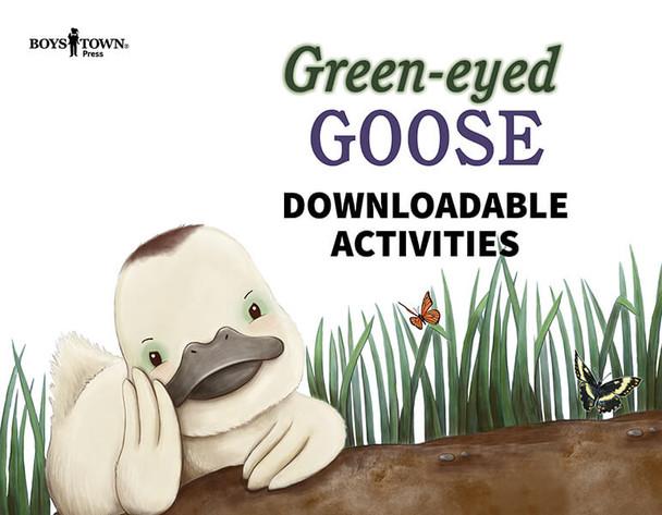 Downloadable Activities: Green-eyed Goose