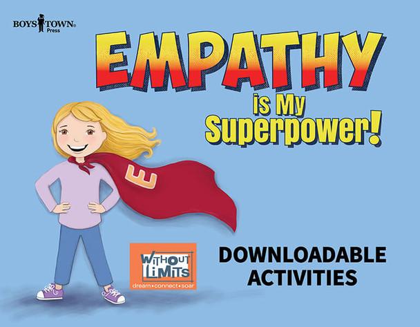 Downloadable Activities: Empathy is My Superpower!