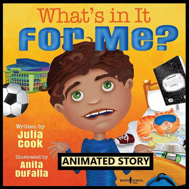 Animated Downloadable eBook What's in It For Me?