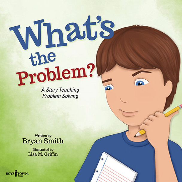 Book cover of  What's the Problem?