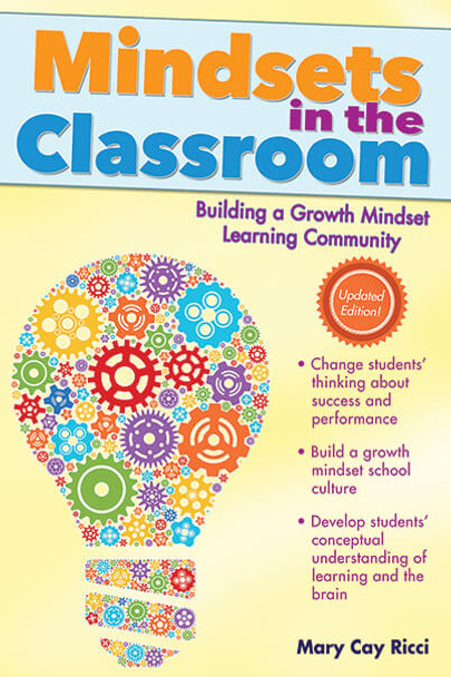 Book cover of  Mindsets in the Classroom