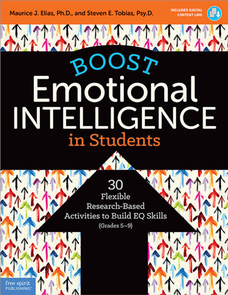 Book cover of  Boost Emotional Intelligence in Students