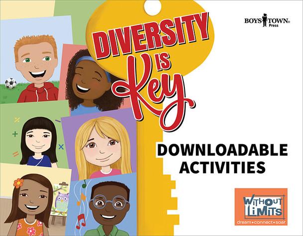 Downloadable Activities: Diversity is Key